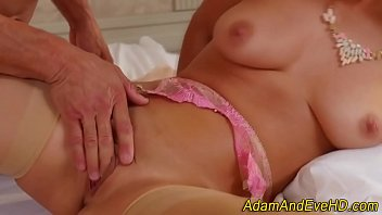 suck blonde bound many loads swallow forced and to Cheerleader busty babe anal