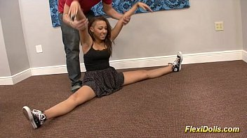 real sex in doll contortion flexi lucy Sexy fuck her sons friend hard jp spl