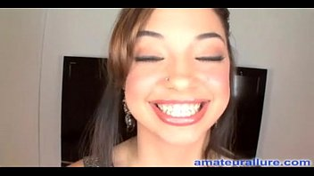 cum hd swallows mature Cocksuck loving brunette blowing the whistle