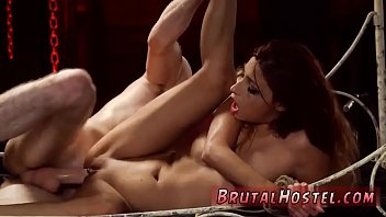 machine multiple orgasm extreme fucking Hot young brunette talented in sucking and fucking