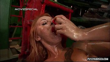 in beautiful mouth drilled blonde babe pussy and Glory hole dutch