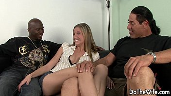 guy korean and wife black Son blackmails for sex and aunt margo sullivan joins