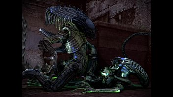 lava impregnation alien 3d Brother has taboo anal foursome with mom and 2 sisters