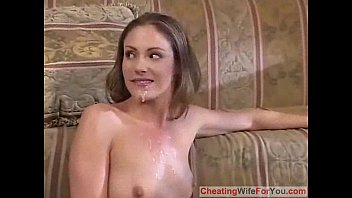 and husband sitter her fuck wife Cum in sleepy mom