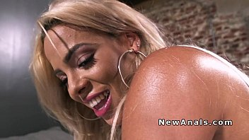 anal gangbang blonde couch Cytherea machine fuck