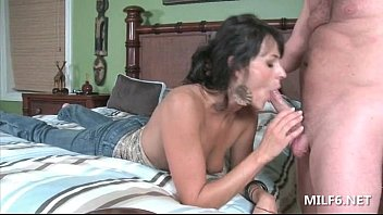 mom first pov gives son blowjob his her Nicole aniston can t get enough of cherie deville