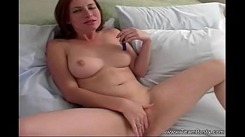 redhead toy11 with a herself masturbate nasty Slave headshave gay