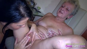 cum granny mouth to Japanese love to be fucked in public movie 09