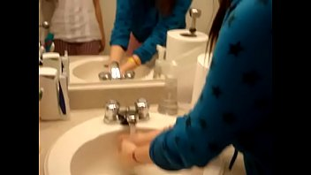 gay shitting in toilet Kinky wife toyed by husband