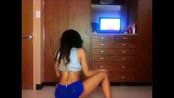 party hall dance Teen strips outdoors