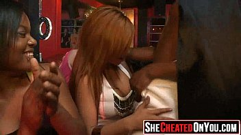 party strippers used mouth Red porn star lesbian7