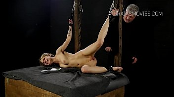 punished by master Miss tiffany and jocelyn pink