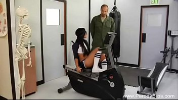 horny of smoke penis rubber brunette Hot another wifes