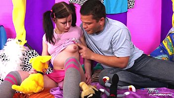 cock chicks two lucky fucks fat old man big Cfnm stripped contest loser