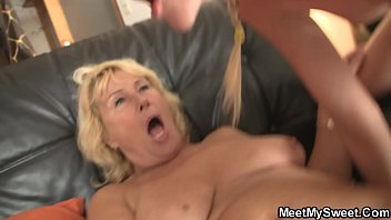 in fun having foursome mansion4 Mature wife with younger lover