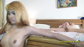 movie thailand semi Tied balls and cock