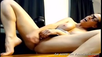 her horny mature wife over squirts all Girls with strapon