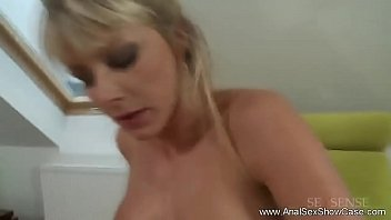 in jg blonde fucked van milf Butt fucked and impregnated milf