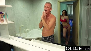 wanking old man pissing and Nude stage performance 6