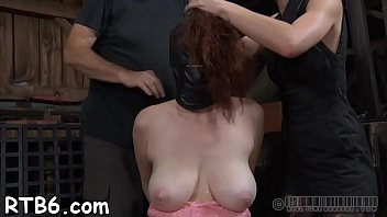 piercing a slave Amazing shower threesome fucking the bosses daughter