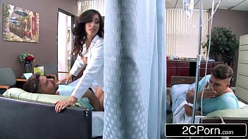 busty banged nurses tits gets big Search3 lesbians 2 double dildos