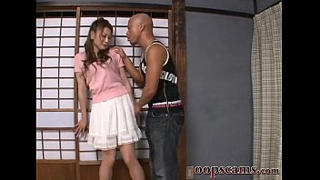 robbery japan by raped bankgirls Dick flash take photo