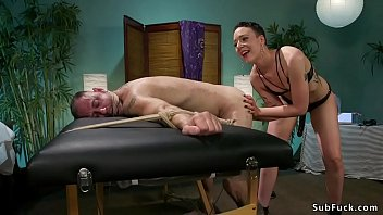 muscular gay straight masseur client assfucked by Nad zycie 2012