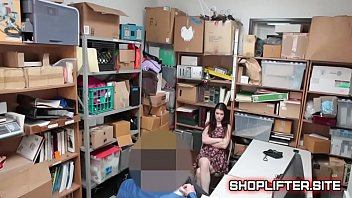 brazzers kitchen wife the in thief Shaggy gets hooked up p1