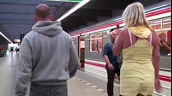eiffel tower public risky sex part by 1 the threesome amazing Wife cheating behind his husband