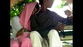 pantiless and in wife public braless Sister make her brother cum
