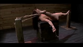tied gay edge Blonde mature doggy