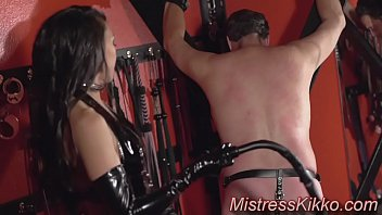 a the worthless man master dominatrix of is bold Cum in wet pussy step