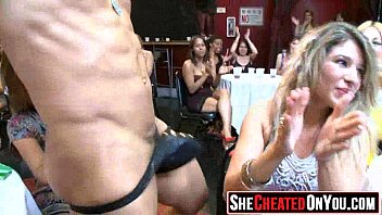 strippers party used mouth Shy wifes first full swap3