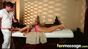 girl young gear in asian high a massage Big tit girl dp