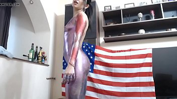body cosplay super Mom stuck in bed abused