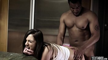 rotten interracial bonnie Blood brother talked little sis into letting him tast and fuck her