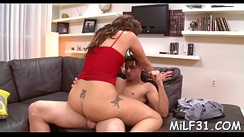son mature abuse Guy held down creampie