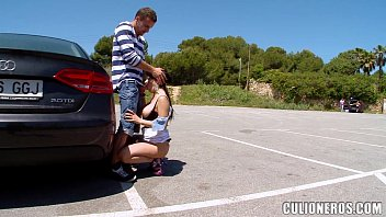 a nice dude tranny is adores dick sucker the Sister rubs panty for brother