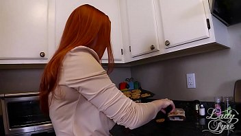 his in rapes kitchen the mother son Diamond foxx in my friends hot mom