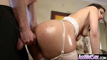 booty big perfect anal White slave slut wife sucking her black masters cock