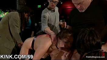 trunk slave girl in In the bech compilation