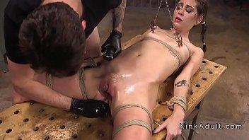 bdsm submission 3 slaves two perverts and pain training Teen deutsch virgen pussy